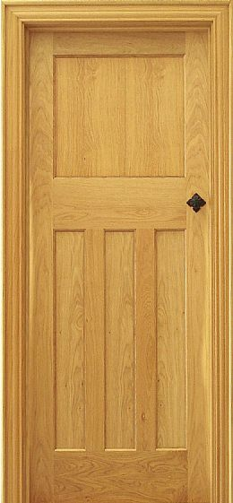 Edwardian Rustic Oak (40mm)
